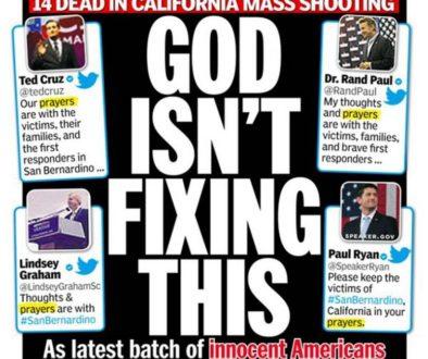 God-isnt-fixing-this