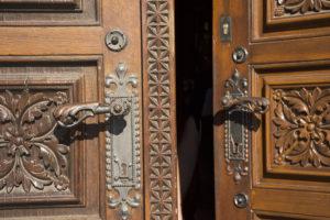 church doors2
