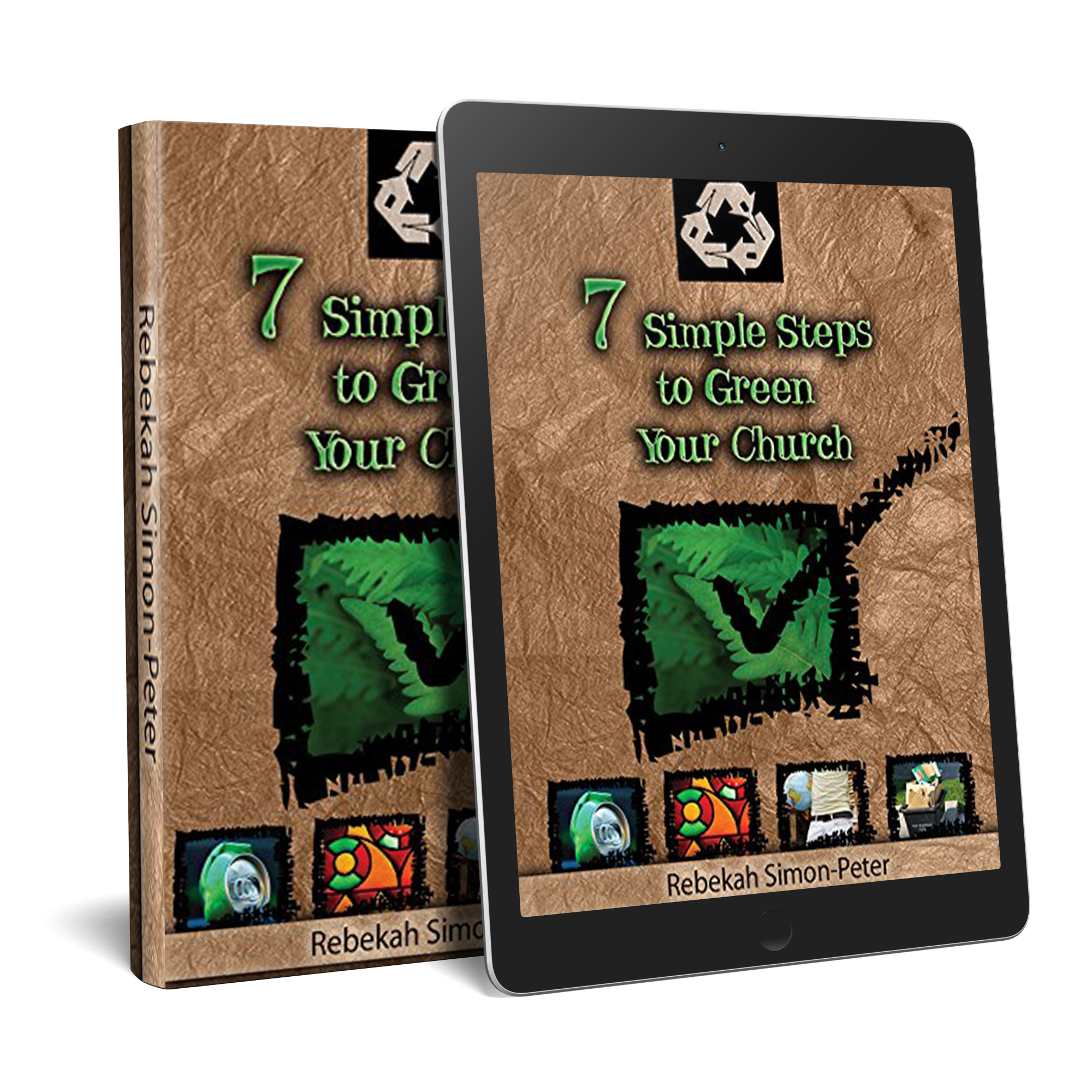 7 simple steps to Green your church cover