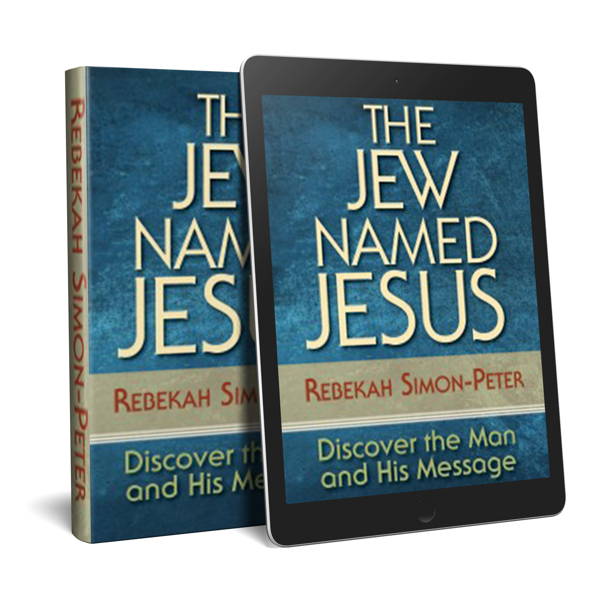The Jew Named Jesus cover