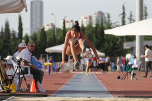 Balkan U18 Athletics Championships