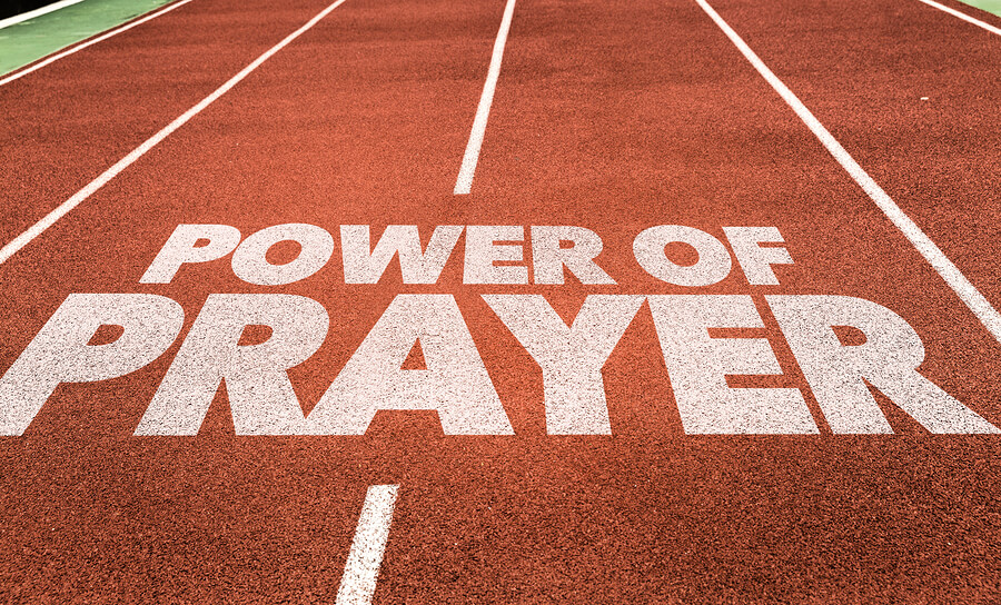 Forty Days of Apostleship: Believe Your Prayers Have Power