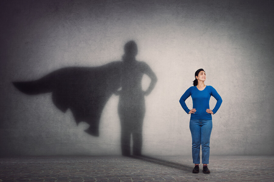 Forty Days of Apostleship: Believe in Your Superpowers