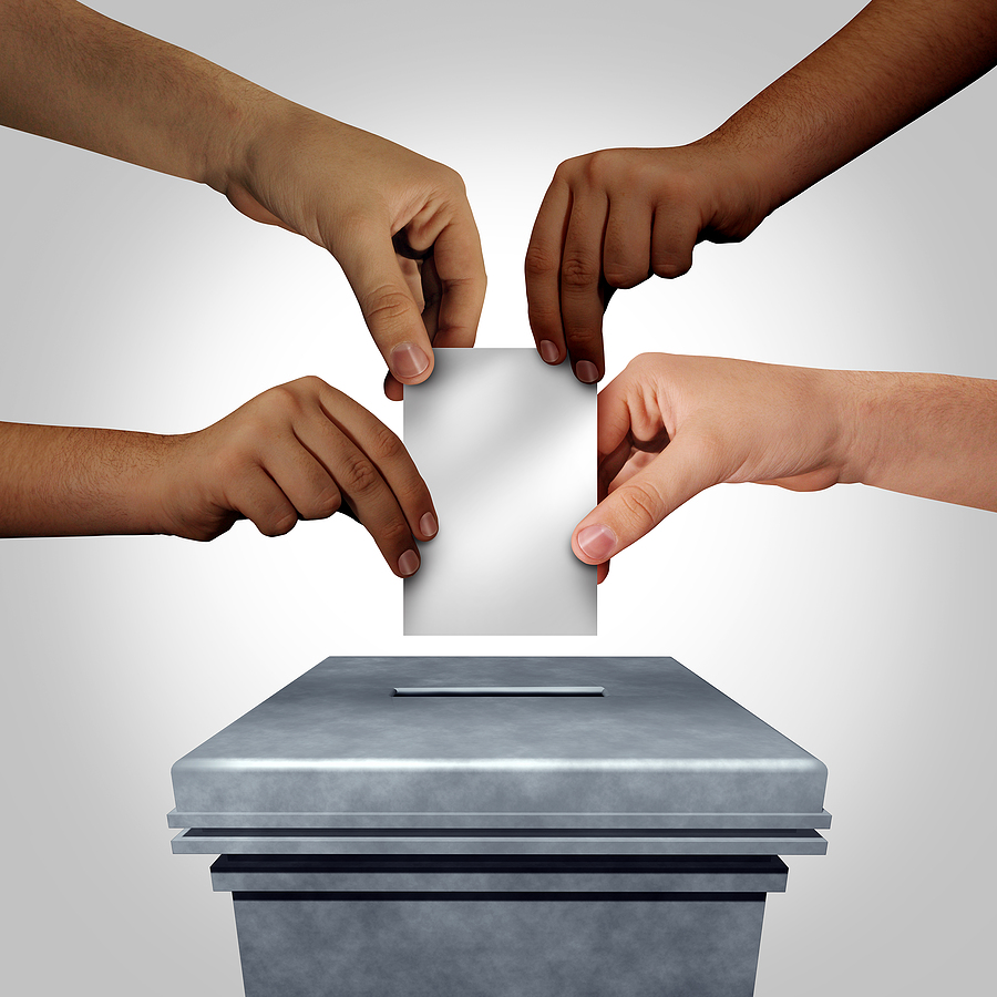 Voting Rights, Justice, and Faith - Rebekah Simon-Peter