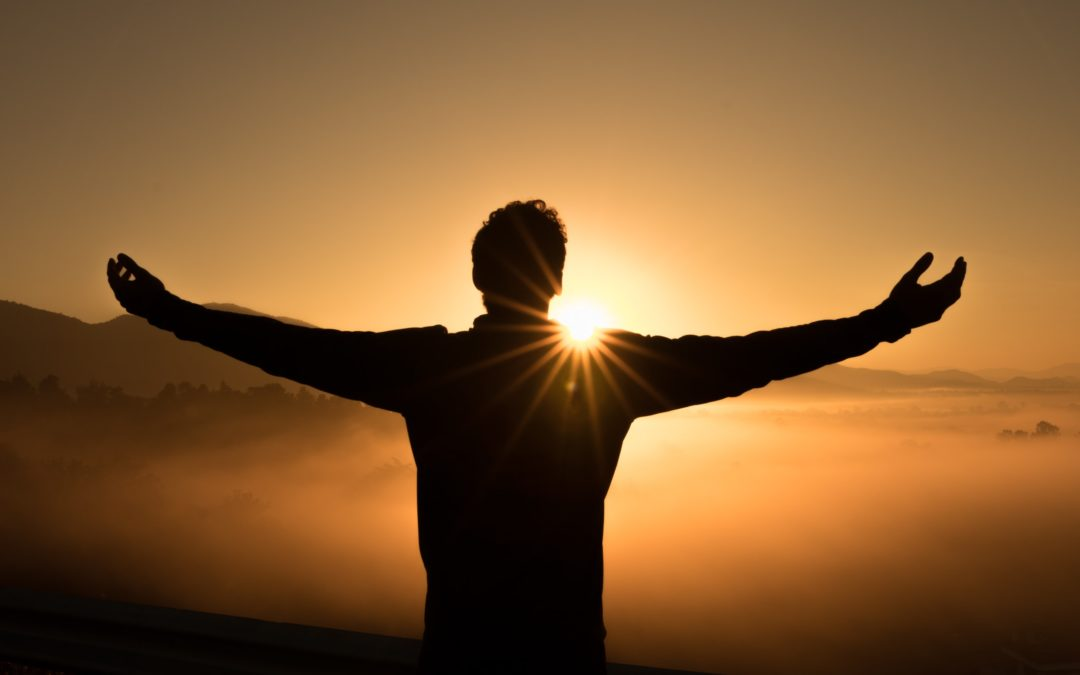 How to Boost Your Spiritual Immune System in Four Easy Steps